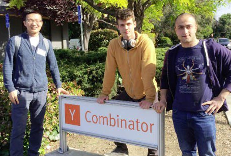 SmartGateVC is part of Snark AI's seed round along with Y Combinator, Baidu Ventures, Fenox Ventures