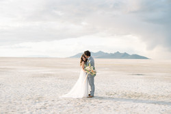 Salt Flats Wedding_CandacePhotography