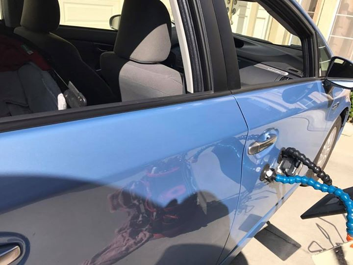 Prius RRD After
