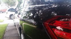 Mercedes Benz L1/4 After PDR