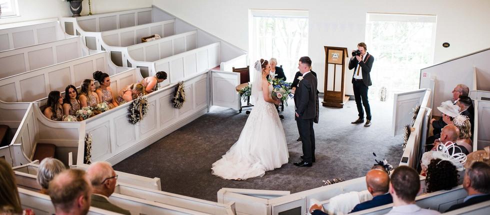 The Cove - Wedding