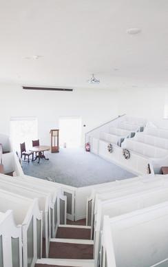 The Cove Chapel •Robin Hoods Bay