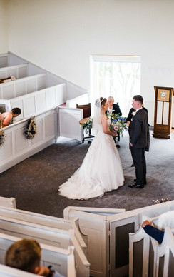 The Cove Chapel • Wedding Robin Hoods Bay