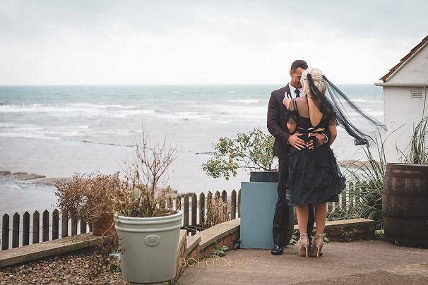 Boho Chic Weddings at the Cove