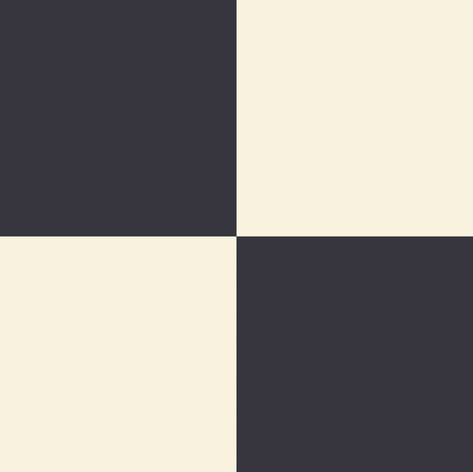 Regal - Square Black/White