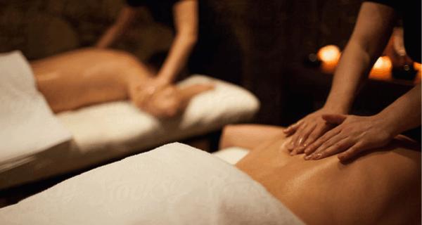 Massage duo 60 minutes