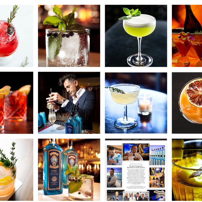 Cocktail Shots