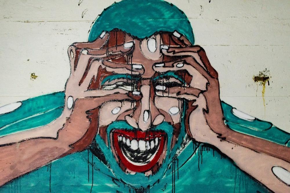 Grafite de stress