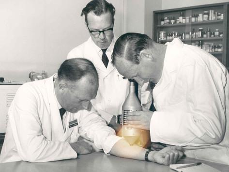 8 coisas sobre Stewart Adams, inventor do ibuprofeno