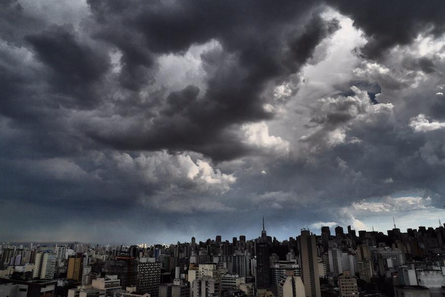 Tempestade em São Paulo