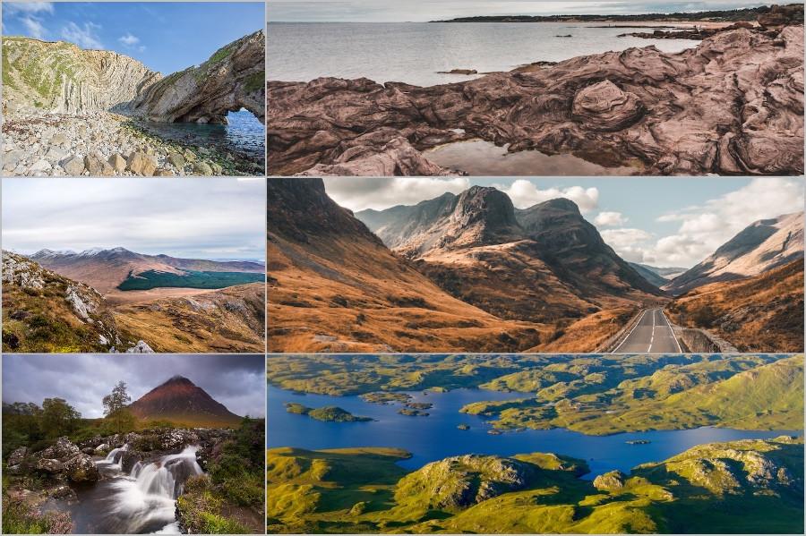Natureza do Reino Unido e Irlanda