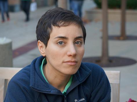 Maryam Mirzakhani, única mulher com Medalha Fields (1977-2017)