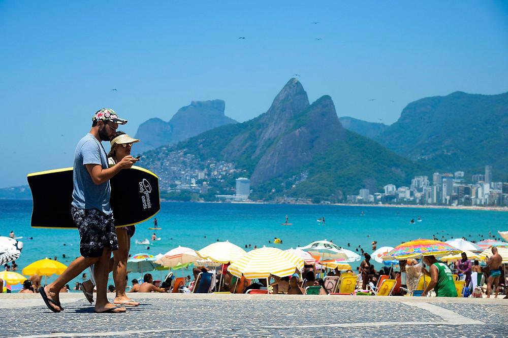 Rio de Janeiro, praia
