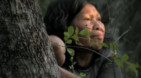 Indígena paraguaio