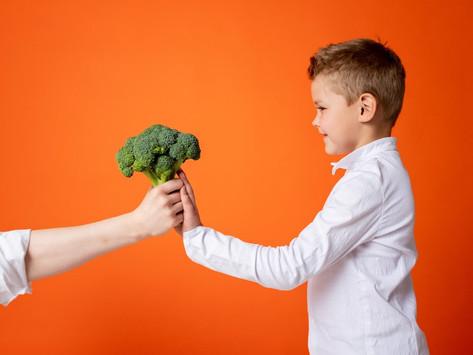 Sabe por que muita criança tem pavor de brócolis?
