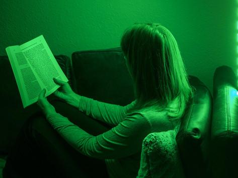 Luz verde reduz 60% das enxaquecas