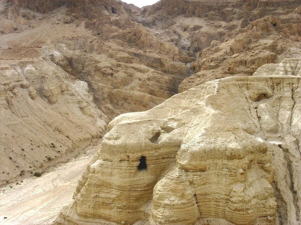 Caverna de Qumran
