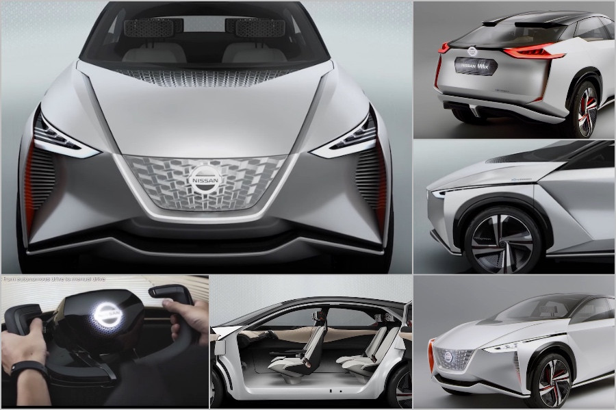 Carro-conceito da Nissan