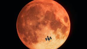 Eclipse lunar total ajuda busca pela vida fora da Terra