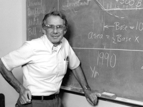 Arthur Rosenfeld, guru da eficiência de energia (1926-2017)