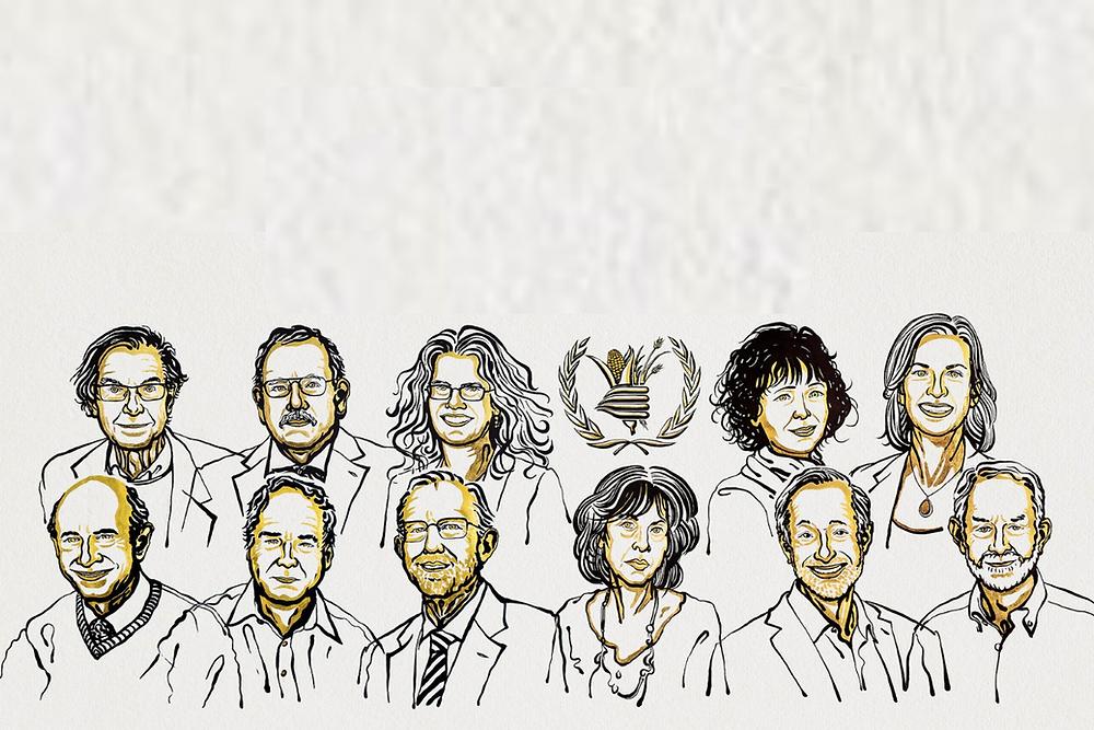 Premiados do Nobel em 2020