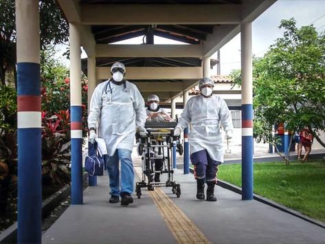 O Brasil patina em vacinação diante do mundo