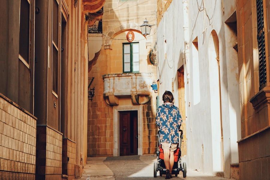 Vitória, Malta