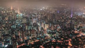 As 15 metrópoles brasileiras da década