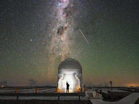 Já observou a nebulosa Saco de Carvão?