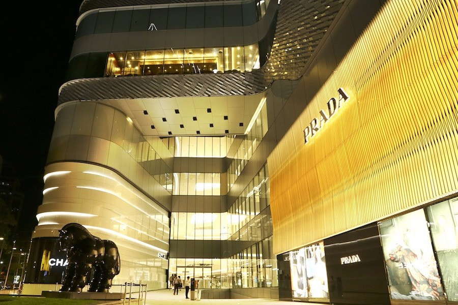 shopping center em Bangkok