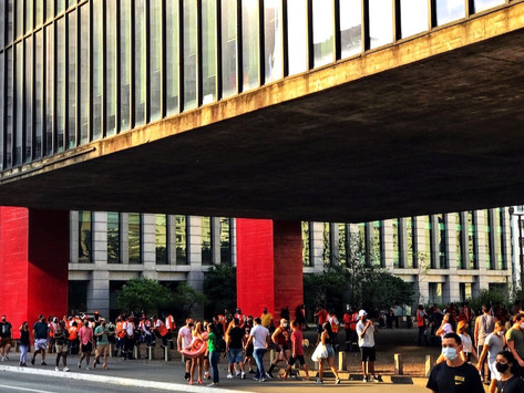 2,2 milhões já pegaram Covid na cidade de São Paulo