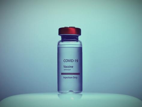 Quem saiu na frente na vacinação contra a Covid-19?