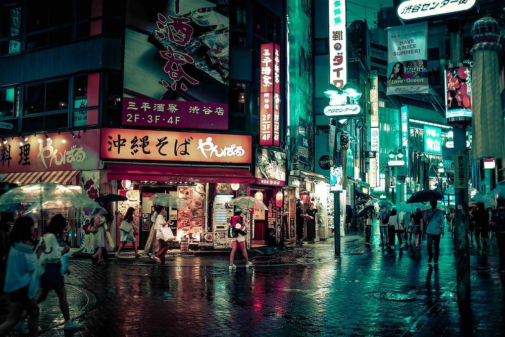 Shibuya, Tóquio