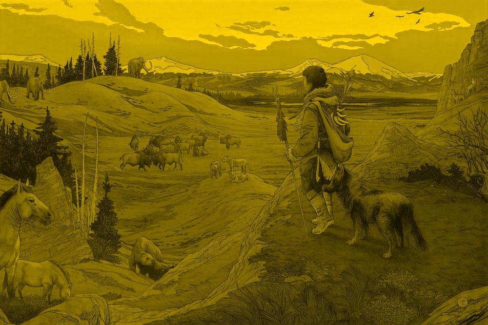 Primeiros colonizadores das Américas
