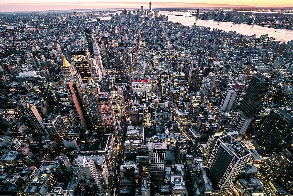 Nova York de cima