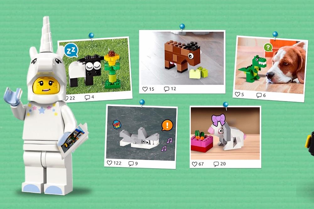 Lego Life, rede infantil da Lego
