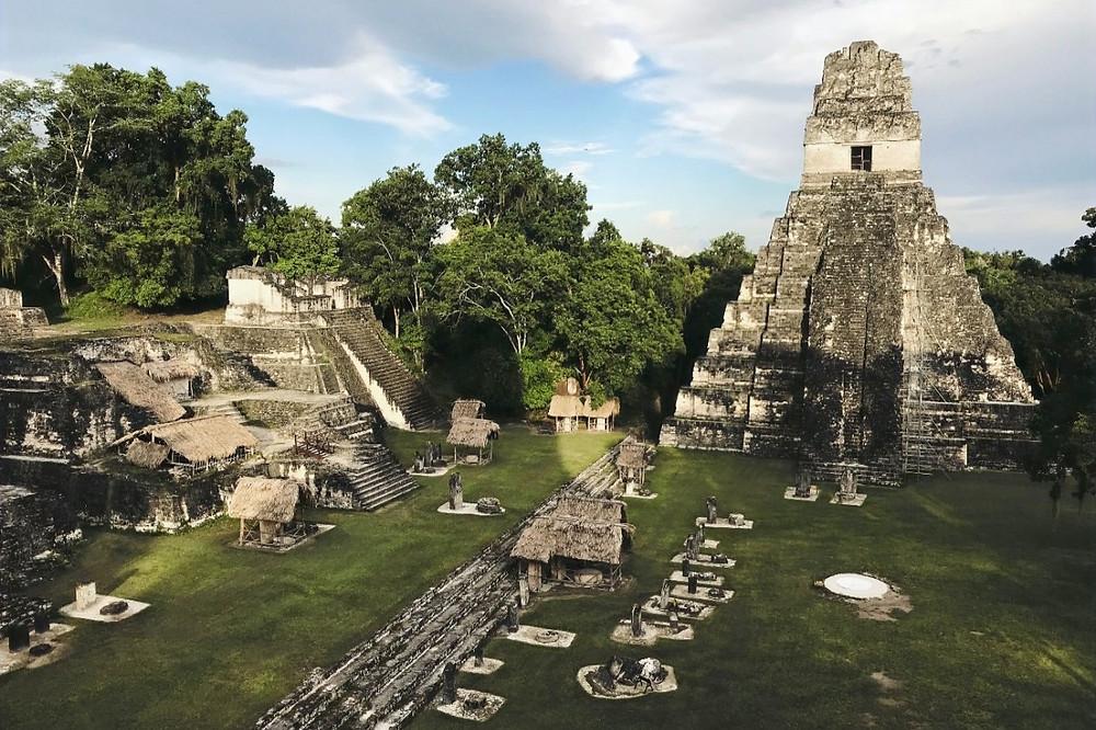 Tikal, cidade maia