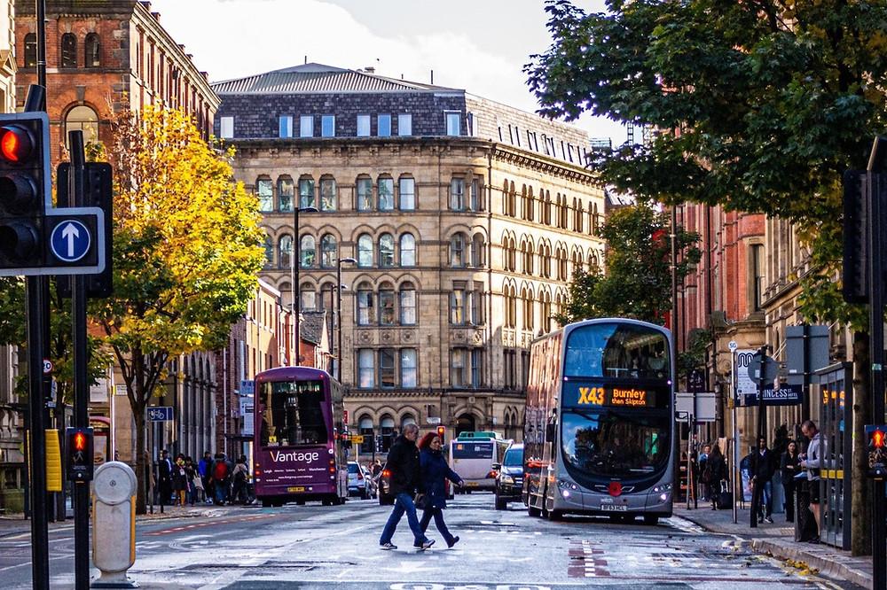 Rua de Manchester