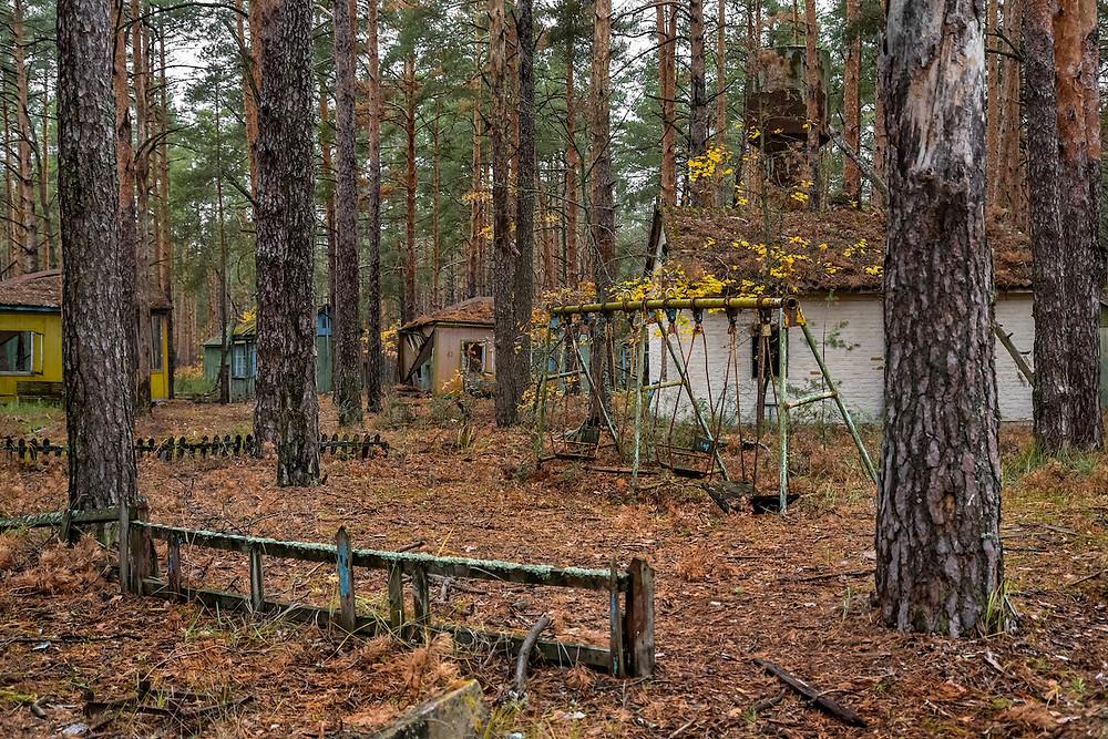 Colônia de férias de Chernobyl