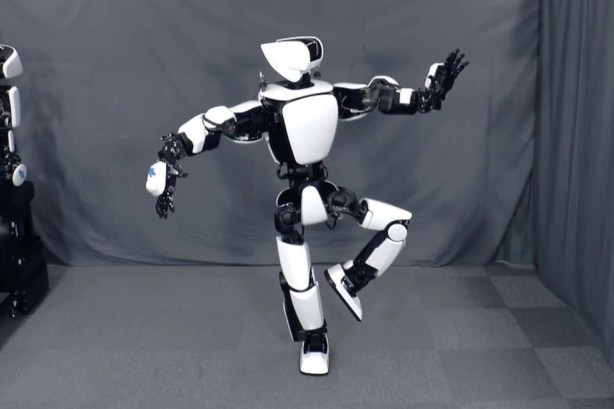 Robô T-HR3,  da Toyota