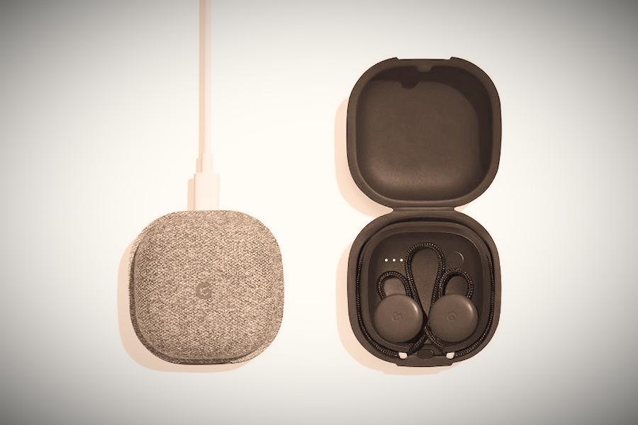 headphones Pixel Buds
