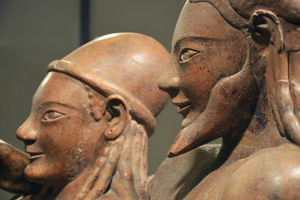 Escultura etrusca