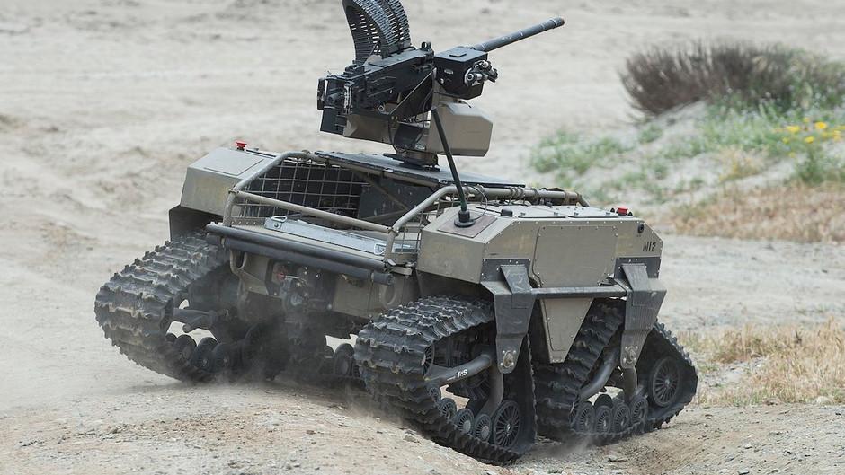 Robôs assassinos abrem uma nova corrida armamentista