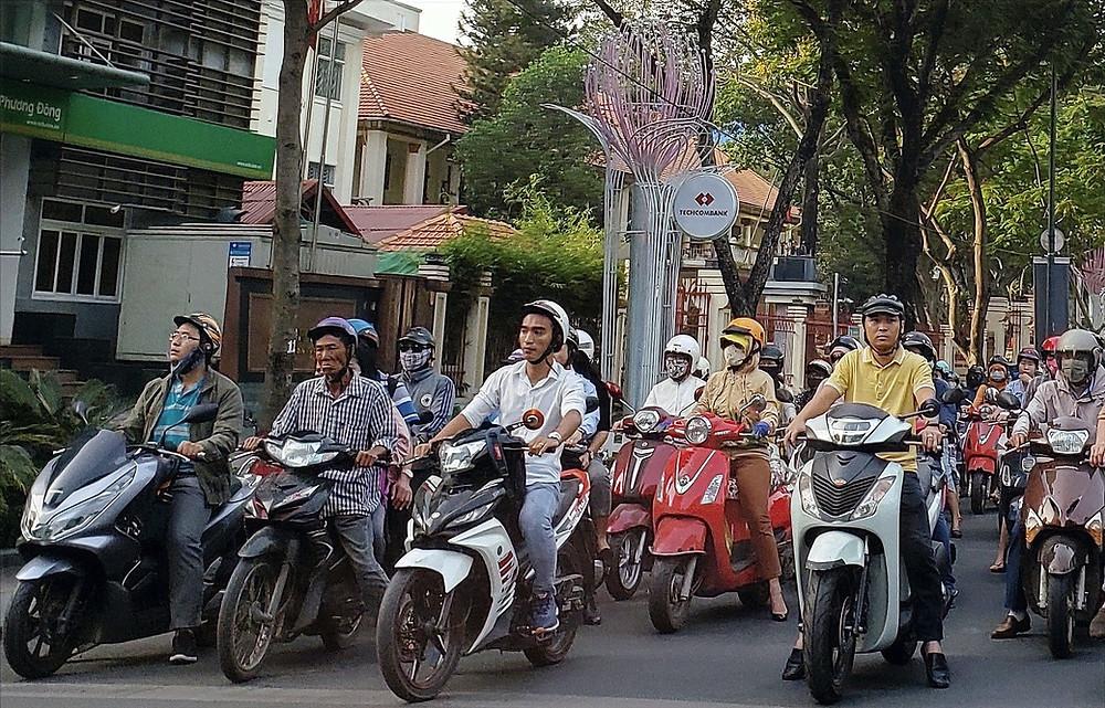 Rua de Ho Chi Minh