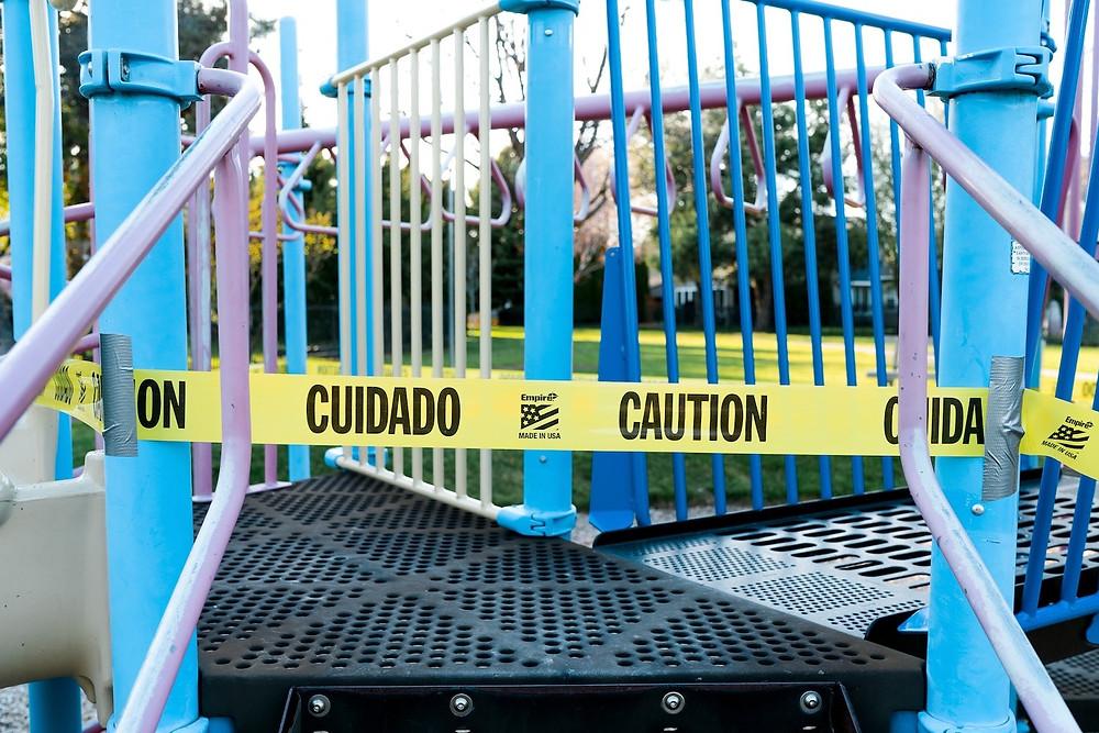 Playground fechado