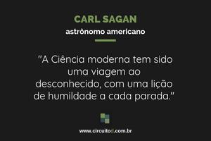 Frases Sobre Ciência Carl Sagan