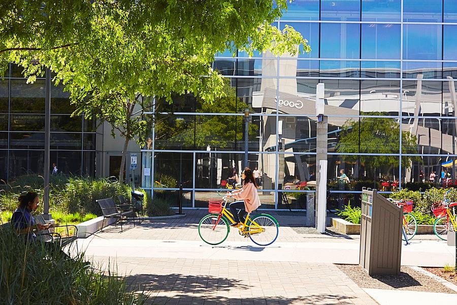 Sede do Google na Califórnia