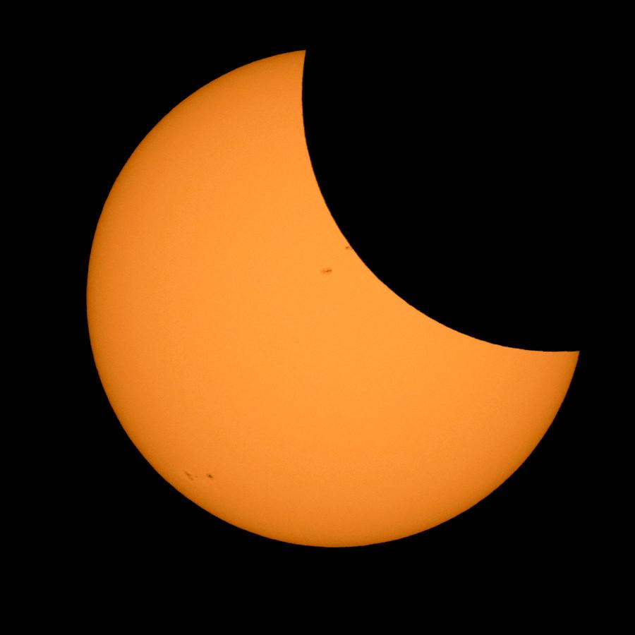 Eclipse solar de 21/08/2017