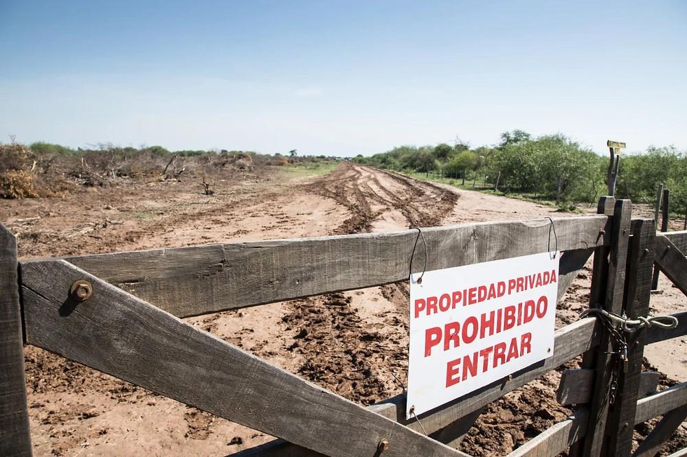 Fazenda no Chaco