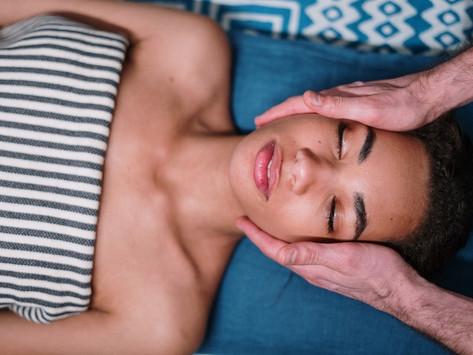 10 minutos de massagem já diminuem o estresse